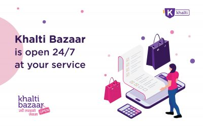 Order Grocery & Essential Items Online from Khalti Bazaar – Open 24/7 at your service