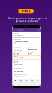 pay techminds bill online