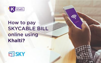 How to pay Skycable bill online using Khalti?