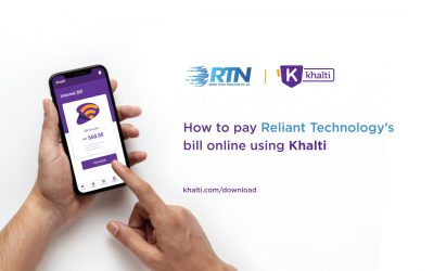 How to pay Reliant Technology's bill online using Khalti?