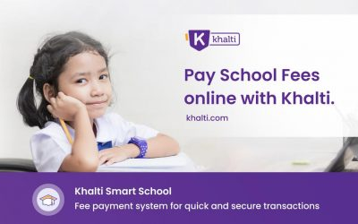 Khalti for Education: School and Colleges Fee Payment made easy with Khalti