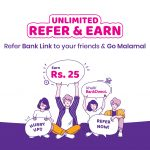 Khalti bank Direct refer and earn offer