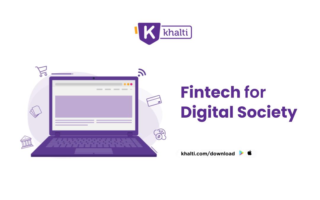 Fintech for Digital society