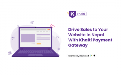 Drive Sales To Your Startup Website In Nepal With Khalti Payment Gateway