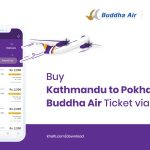 Book flight from Pokhara to Kathmandu with Khalti